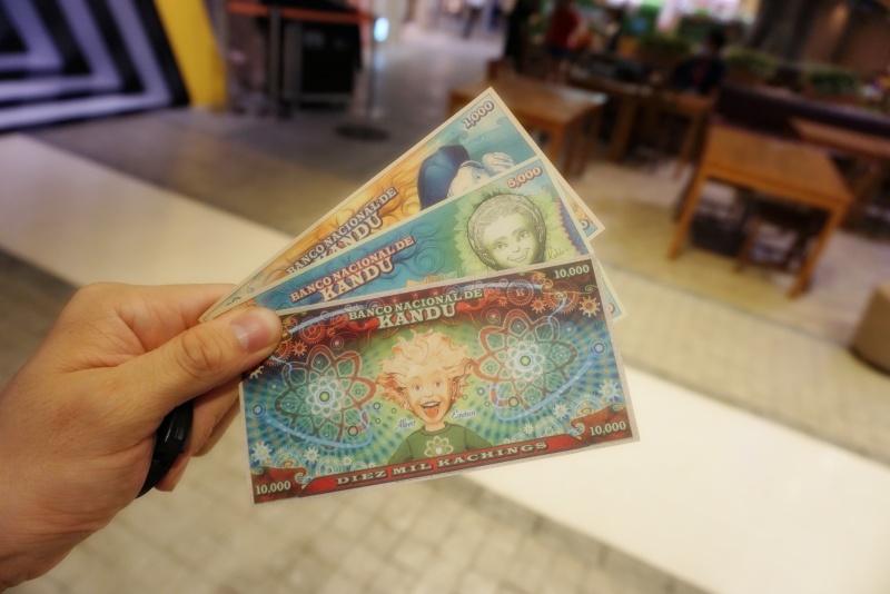 カンドゥー通貨