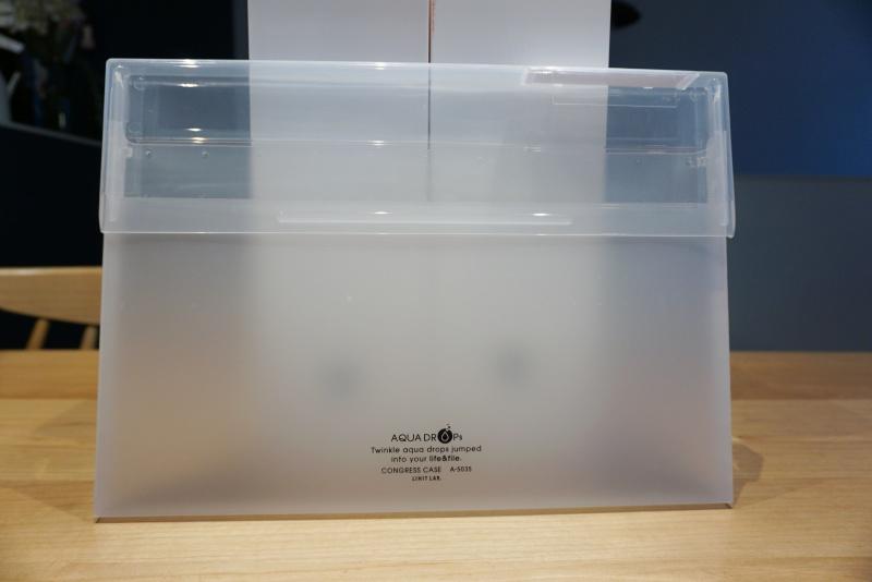 リヒトラブ コングレスケース A4 薄型