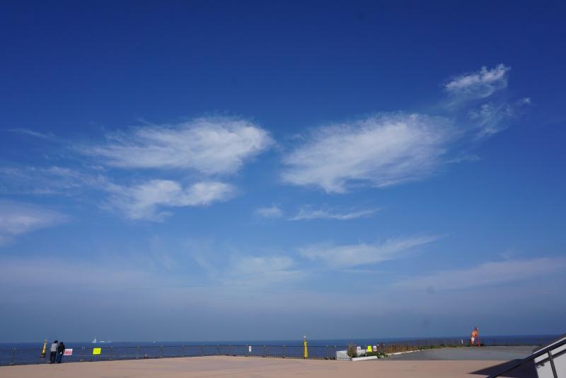 海ほたる空
